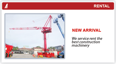 Aktio (Thailand) Co , Ltd  : construction machinery